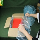 Transparent Air Cushion Film Protective Wrap Roll Biodegradable Air Pillow Bag Shipping Box Stuffing