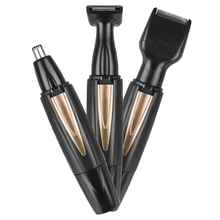3 In1 Multi Functie <span class=keywords><strong>Aa</strong></span> Batterij Professionele Fashion Facial Neus Oorhaar Trimmer