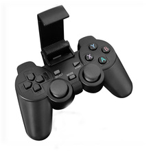 <span class=keywords><strong>Wireless</strong></span> Gamepad Für Android-Handy/<span class=keywords><strong>PC</strong></span>/PS3/TV Box Joystick 2,4G <span class=keywords><strong>Joypad</strong></span> Game Controller Für Smart telefon