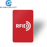 Serial number printing key rfid cards id proximity hotel door for Access Control