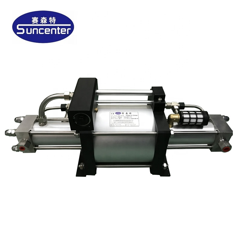 Suncenter 30 Mpa (high) 저 (압력 두 번 acting 질소 gas booster 펌프