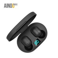 Ainoomax L448s freeshipping tws true wireless earphone sport mobile mini in-ear handsfree e6s e6s m1 earbuds headphone with mic