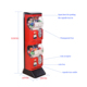 Cheap Price Mechanical Lollipop Candy Machine Vending Manufacturers, Pinball Gumball Golf Ball Vending Machine