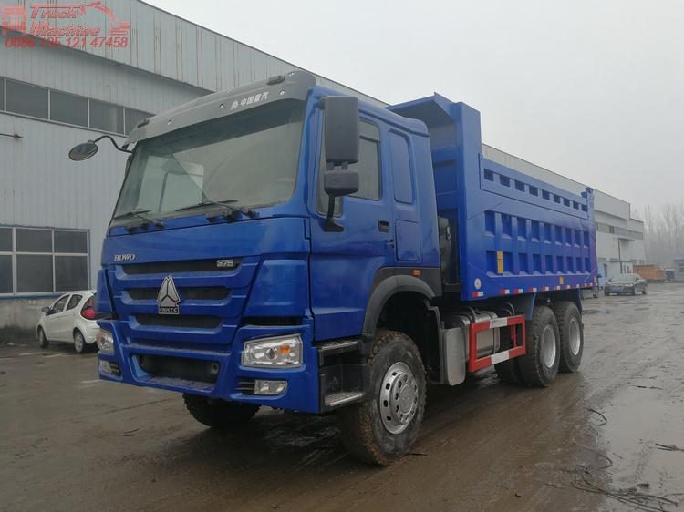 2020 Sinotruk 8x4 18m³ Tipper 336HP Tipper trucks Trucks