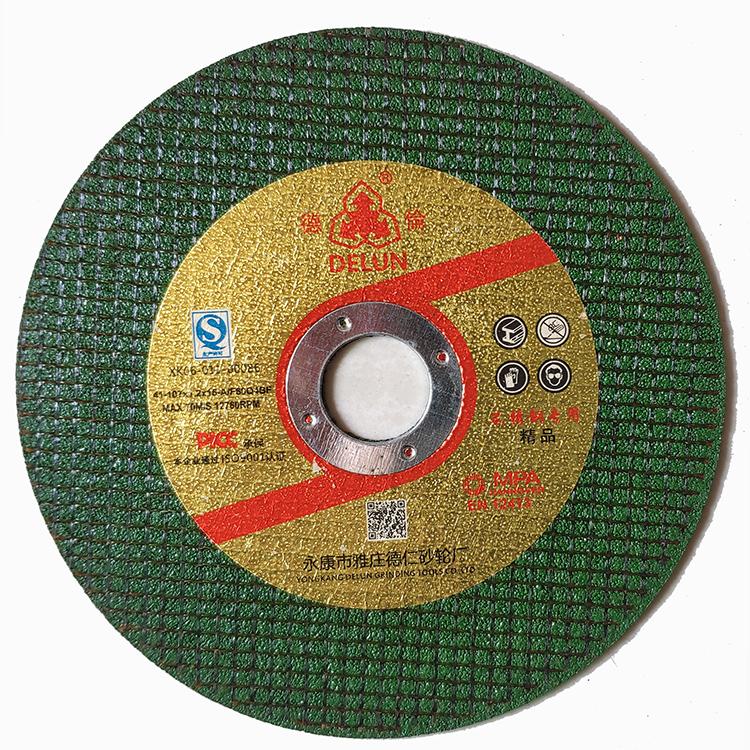 4 inç 1.2 çin kesme diskleri, taşlama ve kesme diski kesme açı öğütücü için