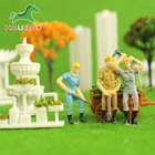 New Style High Quality Miniature Figure Models Characters 1 87 Miniature People