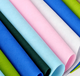 laminated pp nonwoven fabric for shopping bag, polypropylene non-woven cloth with pe film/tnt spunbonded non woven fiber