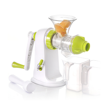 Best price home multi functional portable plastic vegetable fruit orange hand manual juicer