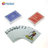 Eco paper custom playing cards sale with paper boxes manufacturer from china