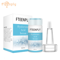 FTEENPLY Hyaluronic Acid Serum Whitening Moisturizing Essence Anti-Aging Wrinkle Shrink Pore Facial Serum Ampoule Skin Care