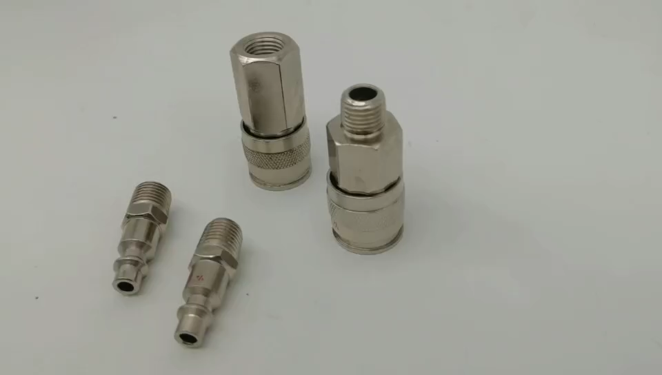 Air Quick Connect Coupler For Hose