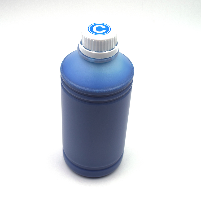 1liter 4 color Waterproof Pigment Ink C3500 C3510 C3520 For Epson TM-C3500 TM-C3510 TM-C3520 sjic22p sjic23p Color Label Printer