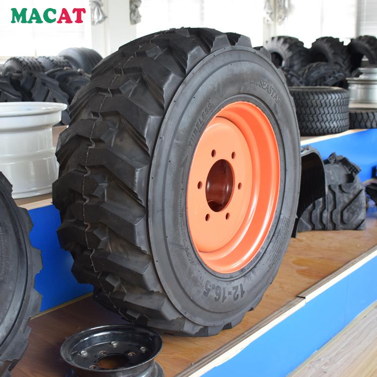 MACAT Top Vendas Chinês Pneu de Caminhão de Escada Plataforma de Trabalho Aéreo 18D22. 5