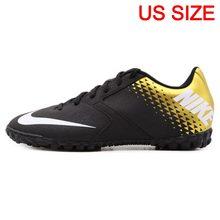 Оригинальный Новое поступление NIKE BombaX (TF) газон футбольные ботинки мужские футбольные кроссовки()