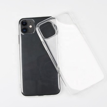 Shock Proof Flexible Transparent Klar TPU Telefon Fall Für <span class=keywords><strong>iPhone</strong></span> 11/11 PRO