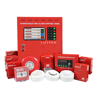 High Quality Wireless Addressable Fire Alarm Control System