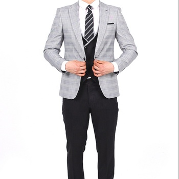 Slim Fit Suits Made in Turkey