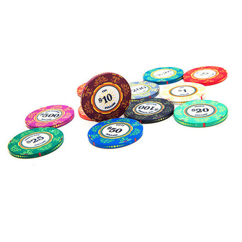 Set with value poker stars ept 10g casino ceramic poker chips with sticker casino club