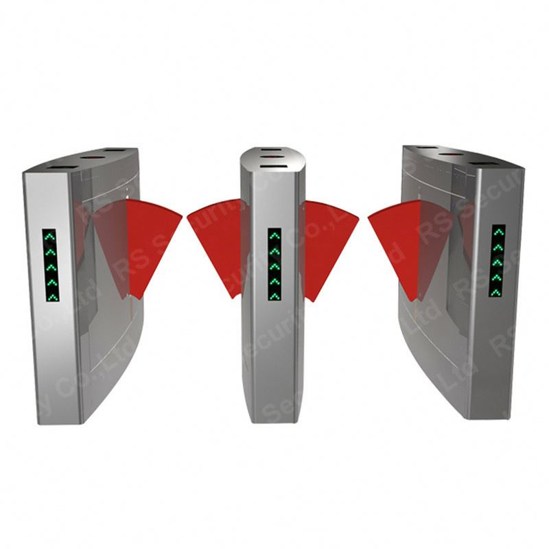 Sites Security Sliding Flap Turnstile <strong>Gate</strong> Supplier