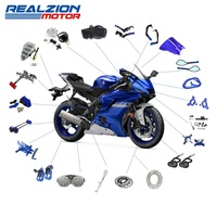 REALZION Motorcycle Accessories For YAMAHA R6