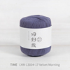 LYW-13004-17 velvet morning