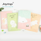 Joytop My Puppy wire spiral notebook B5 soft cover composition fsc paper book for student office 5104