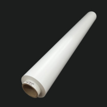 Anti-Uv <span class=keywords><strong>Pvc</strong></span> Film Witte Hoge Glanzende <span class=keywords><strong>Pvc</strong></span> Film Decoratieve Blad Voor Indoor Decoratie