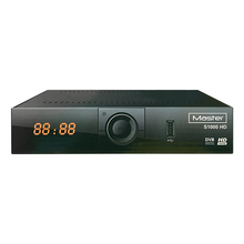 Decodificador <span class=keywords><strong>de</strong></span> tv DVB-S2 master s1000 hd iptv iks 1080 p <span class=keywords><strong>receptor</strong></span> <span class=keywords><strong>de</strong></span> <span class=keywords><strong>satélite</strong></span> digital hd completo