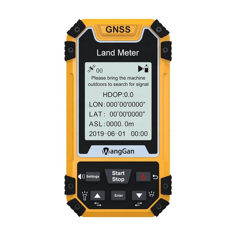 WangGan S1 GPS survey equipment area measurement device distance measuring tool
