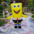 2m High Inflatable Squidward Tentacles For Park Decoration