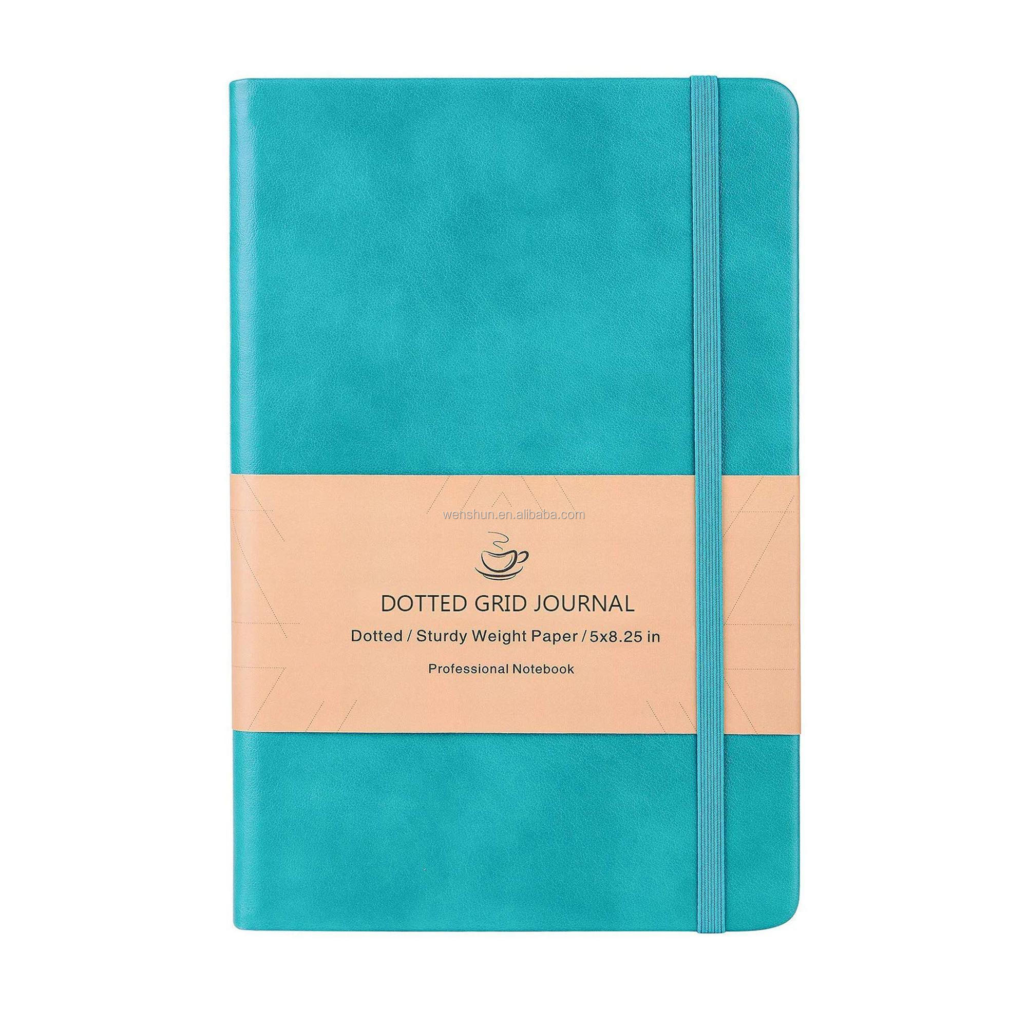 Wholesale Bullet Journal Dotted Pages Travel Journal For Kids