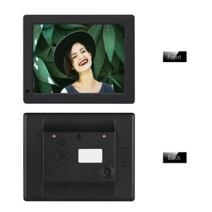 2020 Popular digital photo frame 10 inch 7 inch digital photo frame digital photo frame 10 inch with FHD panel