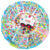 3DS001011 Wholesale kids scrapbook zoo custom puffy 3d sticker
