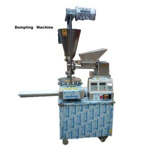 China Steamed Stuffing Bun Maker Momo Filling Making Machine
