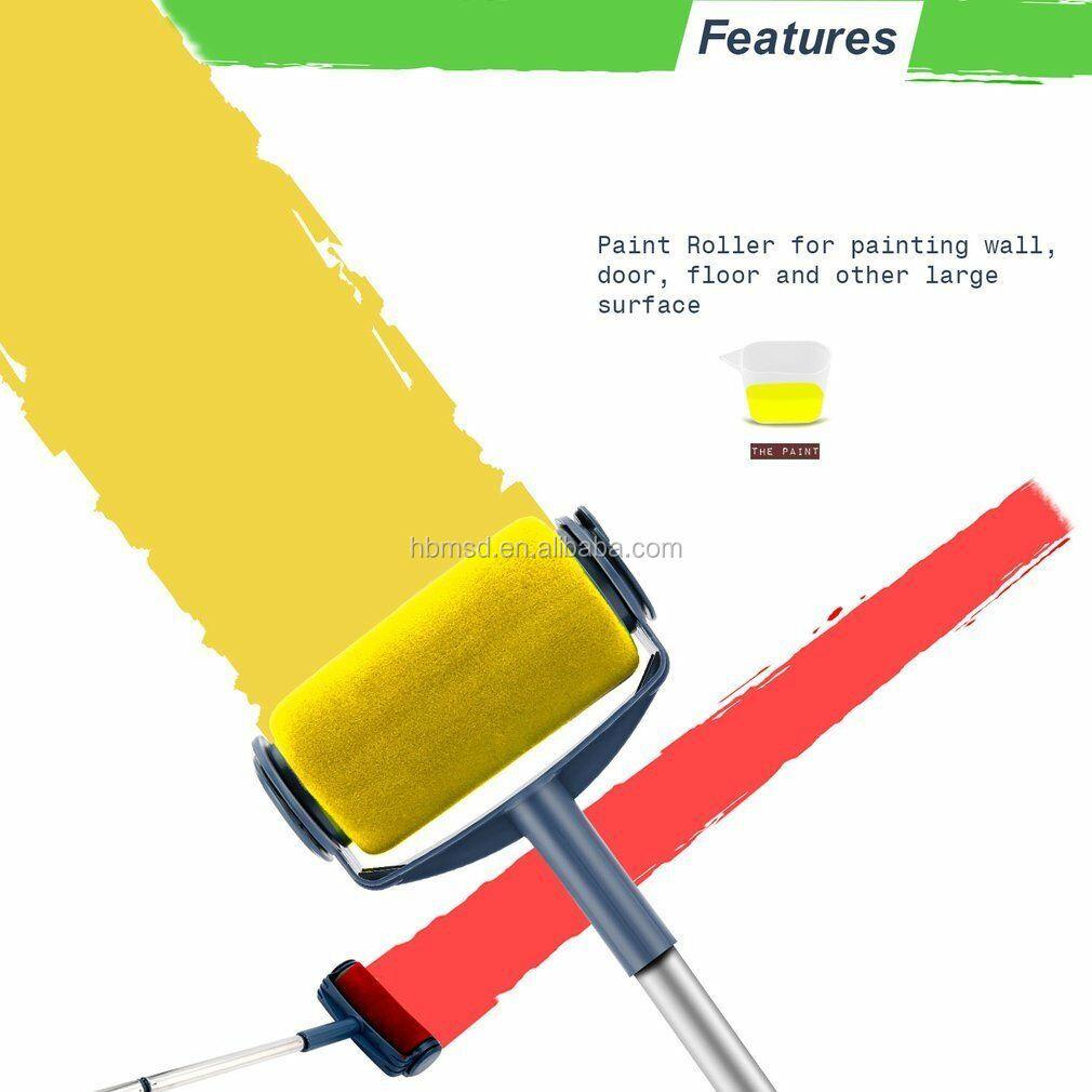 Лидер продаж краски бегун pro ролик краски ролик Расширение полюс