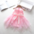 Sleeveless Baby Dresses Summer Baby Girls Clothes Princess Dress Cute Infant Clothing 1st Birthday Party Dress