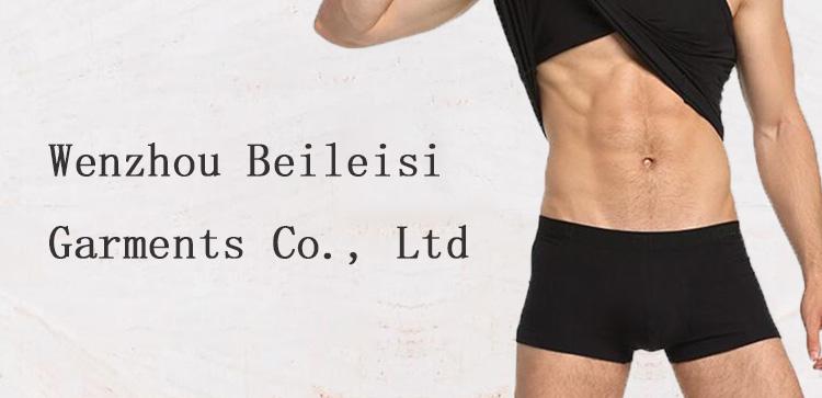 Süper Özel Teklifler Mevcut seksi lüks mikrofiber erkek boxer mikrofiber erkek iç çamaşırı