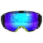 Fashional Antifogging Sphere Ski Googles Double Lens Three Layer Foam Accept OEM