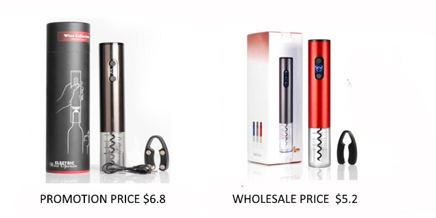 New products 2019 innovative rechargeable electric wine aerator decanter wine saver pump water dispenser for barware
