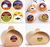 Wholesale Halloween Sticker  Decor stickers