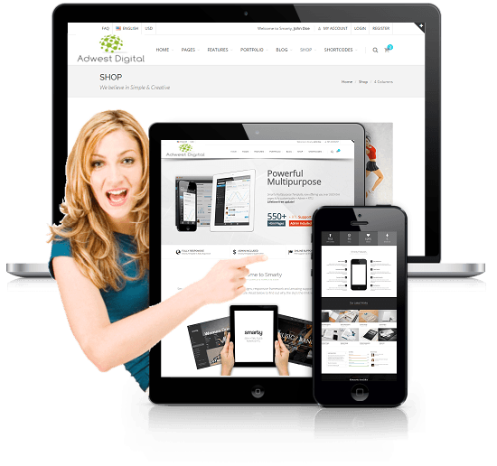 Cheap Web And Mobile Development Services Professional And Best Web Design Company In India Uk Usa Canada Buy Cheap Website Design Services Website Template Website Themes Design Html Website Template Simple