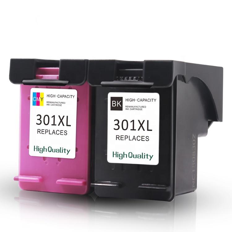 301XL 잉크 HP 1000 1010 1011 1012 잉크젯 프린터 301xl 잉크 카트리지 301