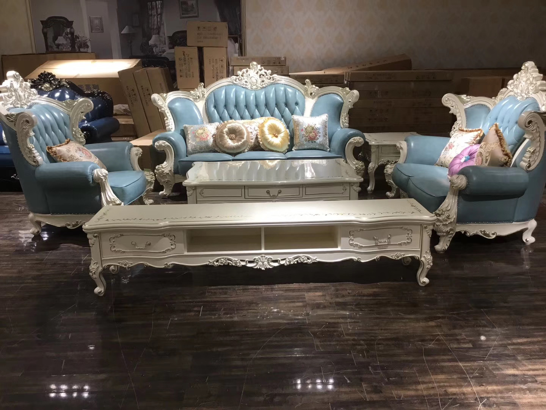 modern luxury italian living room furniture leather sofa