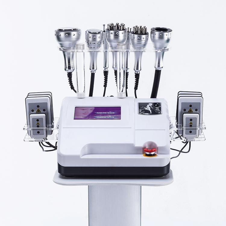 Loss Weight Vacuum System Radiofrecuency Lipo 40k Cavitation Slimming Machine