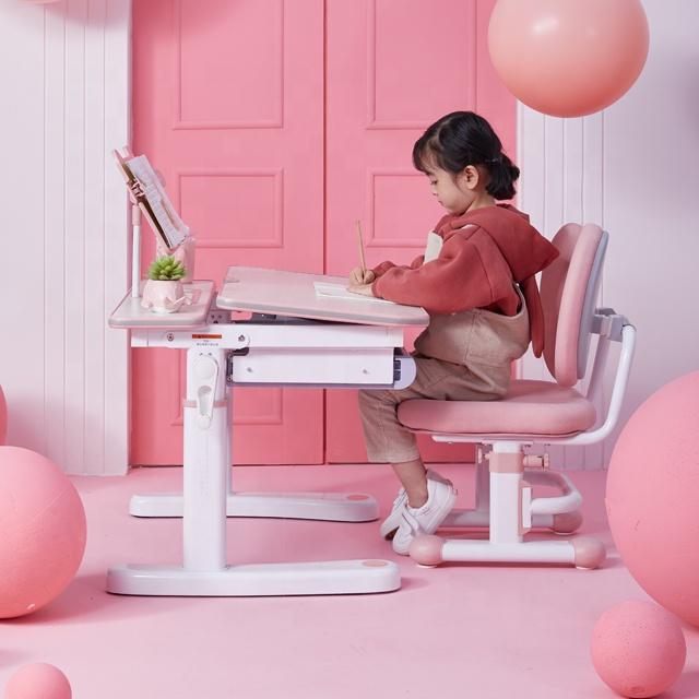IGROW 2020 Terbaru Modern Meja Belajar Desain Furniture Anak-anak Adjustable Anak-anak Meja Belajar