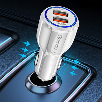Oem Fast Car Usb Charger Shenzhen 2020 New Product Wholesale Qc3.0 For Apple Iphone 11/6/7/8 Mobile Phone Wireless Charger