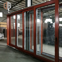 Factory price wholesale aluminium door and window frames accessories 7 foot sliding patio