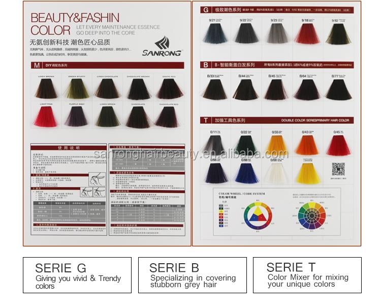 OEM/ODM الشعر Colour كريم الصين الصانع عينات مجانية بالجملة مهنية دائمة صبغة شعر لون كريم بكميات كبيرة
