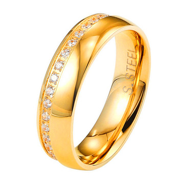Factory Direct Best Ing Gold Ring