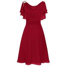 38 # женское вечернее платье для подружки невесты, летние вечерние платья с высокой талией, бальное платье для выпускного вечера, вечерние пл...(Китай)